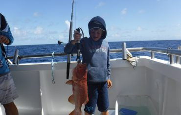 Great catch on Swain Reef