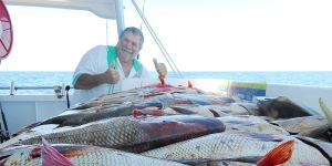 great catch on the Swain Reefs